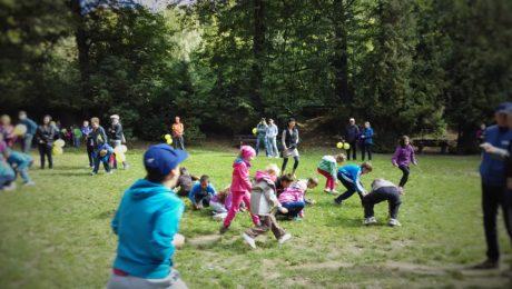 Úsměv, radost, pohyb, zábava. To vše nabízí svatováclavský dětský den v Havlíčkově Brodě